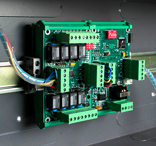 触摸震动报警器套件电路板